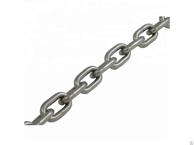 Stainless Steel 316 Link Chain For Yatch Sailboat