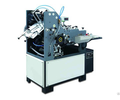A Full Automatic Self Pocket Envelope Machine