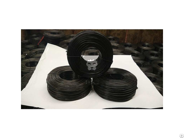 50lbs Or 100lbs Black Annealed Tie Wire
