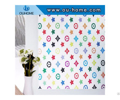 H831 Static Colourful Decorative Film