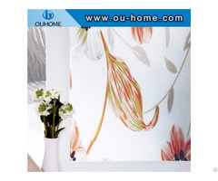 H8271 Custom Decorative Static Window Film