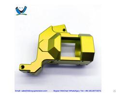 Rapid Prototype Precision Mechanical Oem Copper Cnc Milled Part