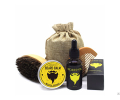Oem Odm Beards And Mustaches Growth Kit