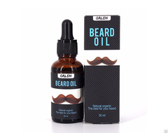 Oem Customized Beard Growth And Softening Oil