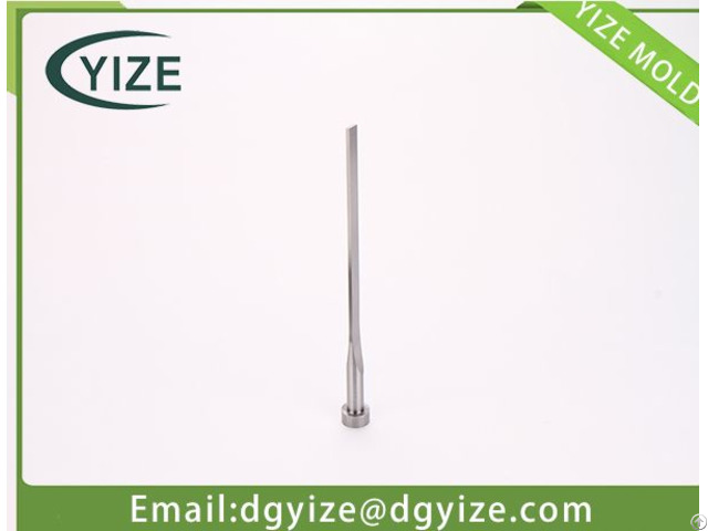 Core Pin Manufacturer【round Tip Inserts For Connector】iso9001 Certified