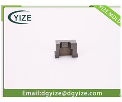 Tool And Die Maker Manufacturing High Precision Inserts With Wedm Processing