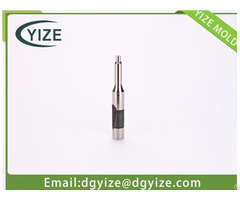High Performance Ejector Pin And Sleeves Precision Inserts Round Parts Production