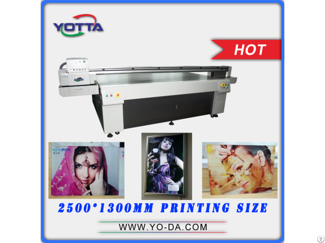 Hot Sale Glass Printing Machine With High Resolution