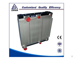 Constructions Machinery Spare Parts Composite Heat Exchanger
