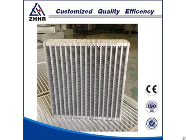 Heat Exchanger Core For Construction Machinery Cooling System
