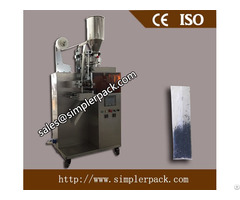 Automatic Stick Type Nylon Tea Bag Packing Machine