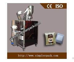 Dirp Coffee Bag Packing Machine By Ultrasonic Sealing