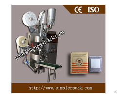 Dirp Coffee Bag Packing Machine With Outer Envelope
