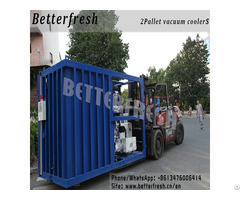 Betterfresh Design Sliding Door Vacuum Cooler Cooling Machine With Stainless Steel