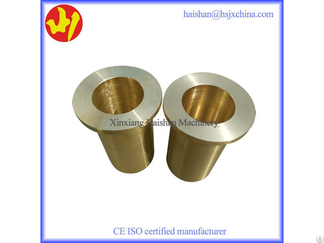 High Precision Bronze Flanged Type Bush
