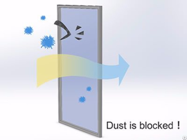 Anti Dust Window Screen