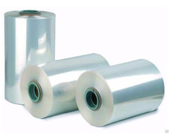 Transparent Pvc Shrink Wrapping Film