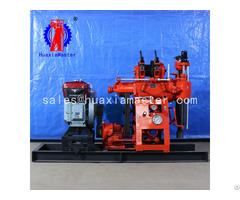 Civil Rotary Water Well Drilling Machine 100m Rock Drill Rig