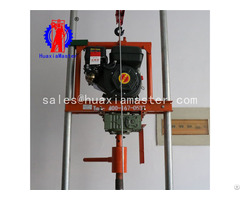 Sjq Gasoline Engine Water Well Drilling Rig