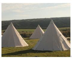 Canvas Tipi Tent