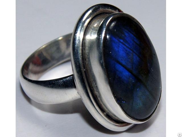Labradorite Lady S Ring