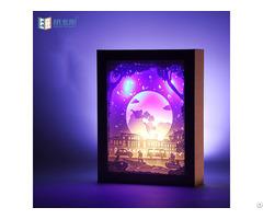 Creative Paper Lamp