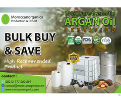 Moroccan Organic Argan Oil In Bulk