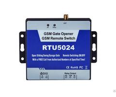 Rtu5024 Gsm 3g 4g Gate Opener