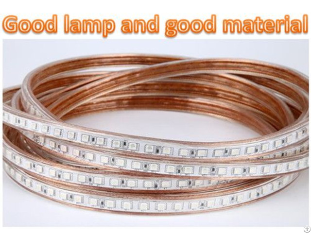 High Quality Hot Selling Rgb Indoor And Outdoor 220v Colorful Color Light Strip Wholesale