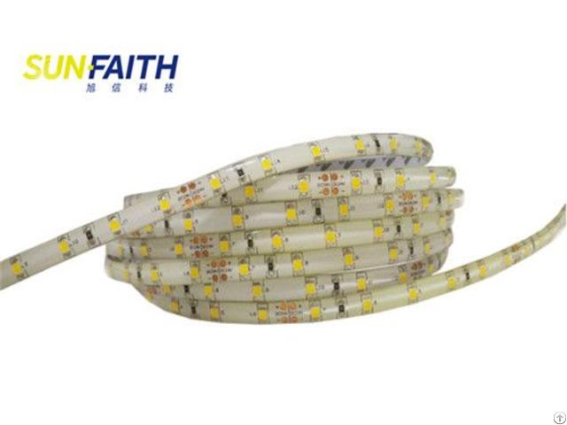 China High Quality Showcase Decoration 12v Sealant 2835 Light Strip Wholesale