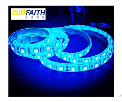 High Quaity Factory Price Led Sky Blue Motorcycle Decoration Light Strip