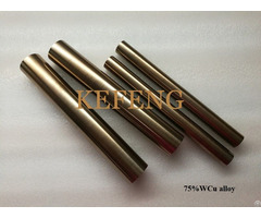 Copper Tungsten Tube