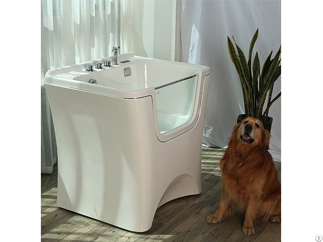 Multi Functional Dog Spa Tub China Factory