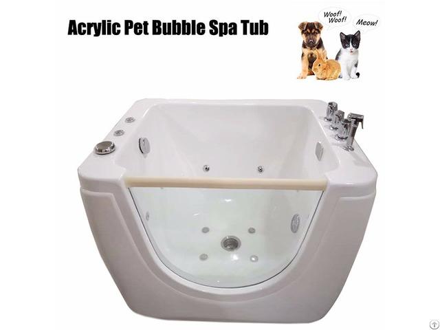 U Type Dog Grooming Tub
