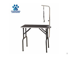 Folding Pet Grooming Table