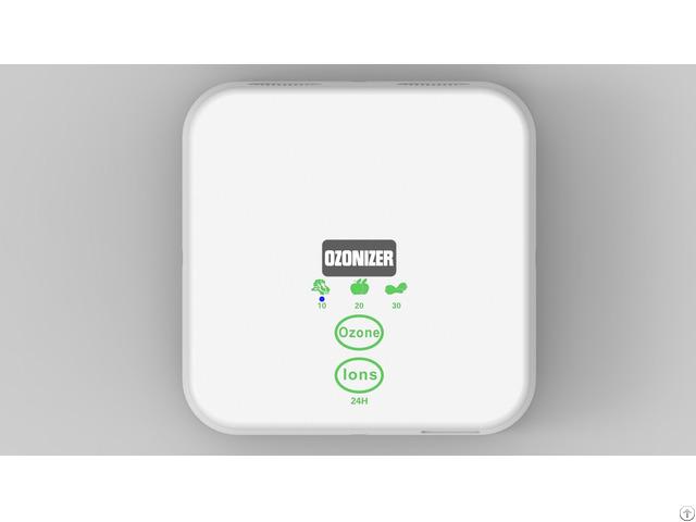 Best Selling Portable Ionizer Food Sterilizer Ozone Generator