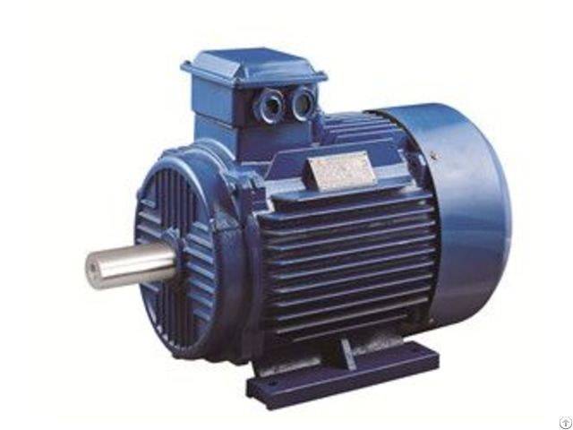 Ie3 Electric Three Phase Alternating Motor