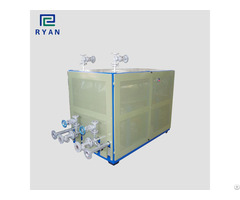 Electric Thermal Fluid Hot Oil Heater