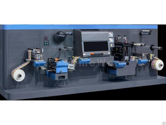 Digital Laser Die Cutting Machine Mimo Web 350