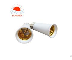 E27 Lamp Holder Extension Base 95mm
