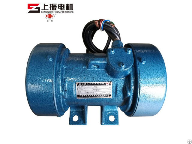 Shanghai Shangzhen Yzf 7 5 4 Electric Motor Vibration