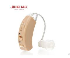 Jh 125 Analog Bte Ric Hearing Aid