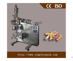 Automatic Four Lanes Liquid Jelly Packaging Machine