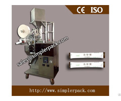 Four Lanes Stick Type Granules And Powder Packing Machine