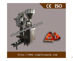 Automatic Solid Triangle Peanut Kernel Packing Machine
