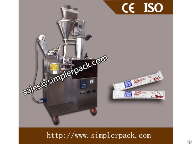 Fully Automatic Back Seal Powder Packaging Machine