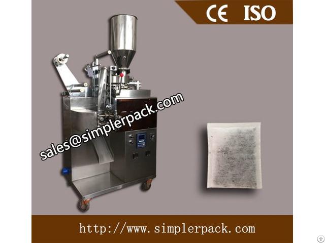 Automatic Single Filter Paper Bag Granules Packaging Machine