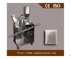 Automatic Single Filter Paper Bag Granules Packaging Machine