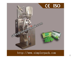 Fully Automatic Three Sides Seal Grain Food Packing Machine