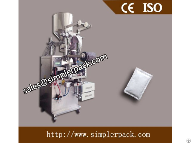 Fully Automatic Large Back Seal Granules Packing Machine